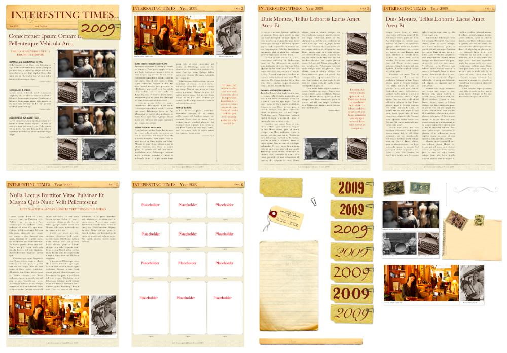 100 Arc Notebook Templates Newspaper Article Template Bestturalis