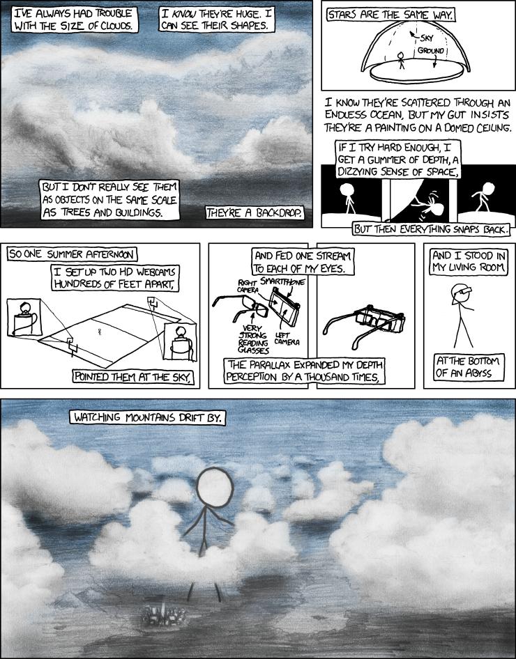 (c) Randall Munroe, visit his website at xkcd.com