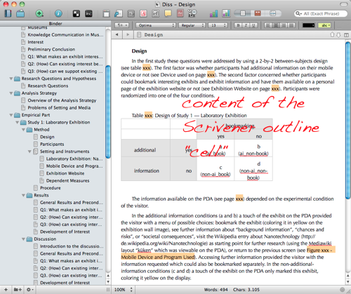 scrivener-design