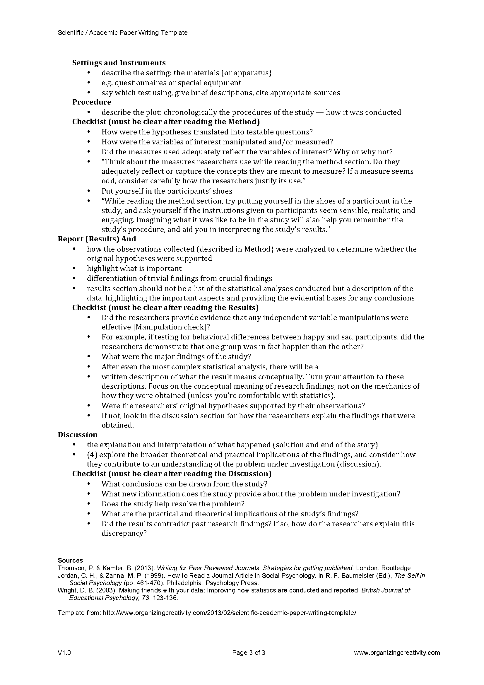 Scientific Academic Paper Writing Template Page 1