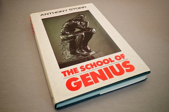The School of Genius