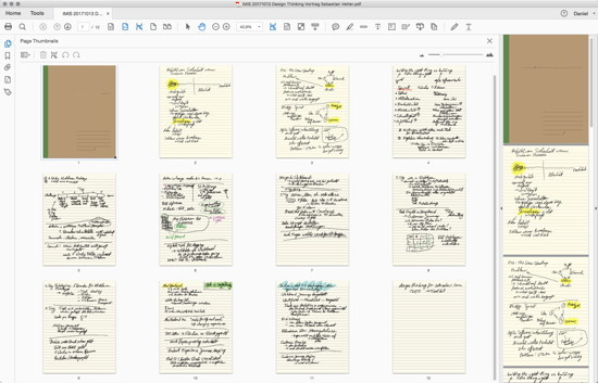 GoodNotes for iOS allows for good note-taking on an iPad ...