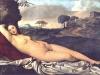 Giorgione [Public domain], via Wikimedia Commons http://commons.wikimedia.org/wiki/File:Giorgione_Venus_sleeping.jpg